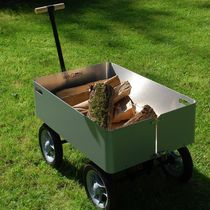 Firewood trolley / wooden