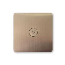 Machine switch / push-button / steel