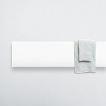 Electric radiator / low-temperature / steel / stainless steel