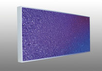 Wall-mounted LED panel / RGB