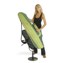 Domestic use ironing board