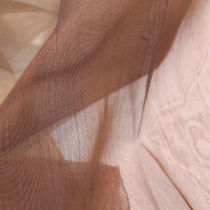 Plain sheer curtain fabric / Trevira CS® / fire-rated
