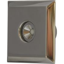 Recessed downlight / for outdoor use / LED / square