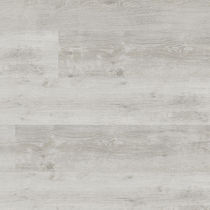 MDF laminate flooring / floating / wood look / commercial