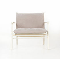 Scandinavian design armchair / wooden