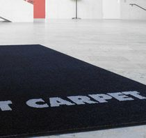 Commercial entrance mat / polyamide / tufted
