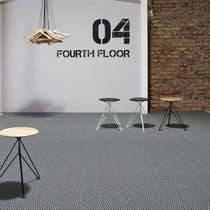 Tufted carpet / polyamide / velvet / commercial