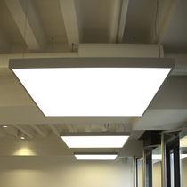 Pendant lamp / contemporary / aluminum / low-voltage