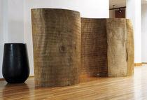 Contemporary screen / wooden