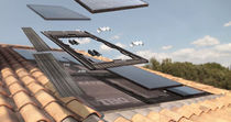 In-roof mounting system / for photovoltaic panels