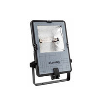 Discharge lamp floodlight / building / industrial / outdoor
