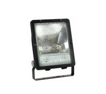 Discharge lamp floodlight / for public areas / building / outdoor