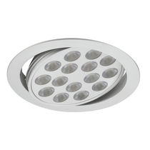 Recessed ceiling spotlight / recessed floor / indoor / LED