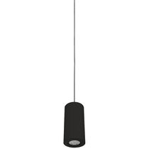 Pendant downlight / LED / halogen / round