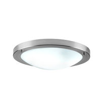 Surface-mounted downlight / for outdoor use / halogen / compact fluorescent