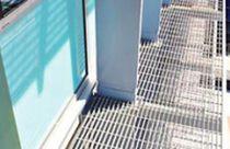 Aluminum raised access floor