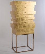 Art Deco chiffonier / metal