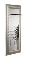 Hot water towel radiator / electric / glass / natural stone