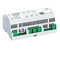 DIN rail control module / lighting
