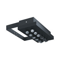 IP66 floodlight / LED / for public areas / building