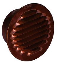 Copper ventilation grill / round