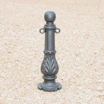 Parking prevention bollard / cast iron