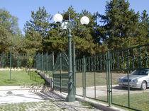 Urban lamppost / traditional / steel / cast iron