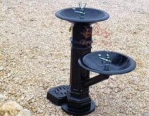 Outdoor drinking fountain / cast iron