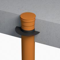 Draining pipe