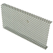 Disposable formwork element / metal / for slabs