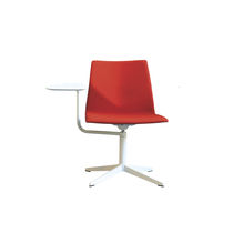 Contemporary chair / tablet / ergonomic / commercial