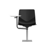 Tablet auditorium seat / polypropylene