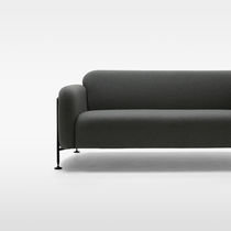 Contemporary sofa / fabric / for hotels / for offices