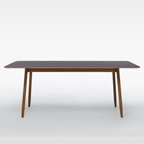 Dining table / contemporary / oak / beech