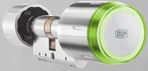 Security cylinder lock / electronic