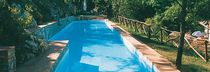 In-ground swimming pool / polyester / one-piece / outdoor