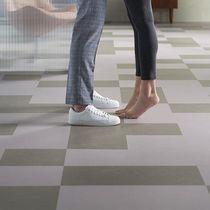 Linoleum flooring / commercial / residential / tile