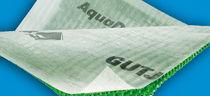 Drainage biodegradable mat / polystyrene