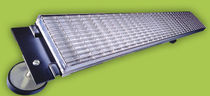 Door drainage channel / metal / with grating