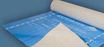 Synthetic waterproofing membrane / bituminous / for balconies / self-adhesive