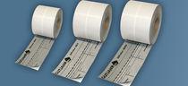 Plastic waterproofing membrane / for balconies / adhesive