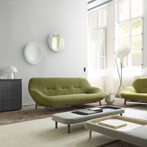 Contemporary sofa / fabric / by Philippe Nigro / 2-seater