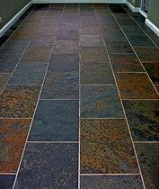 Outdoor tile / floor / slate / matte