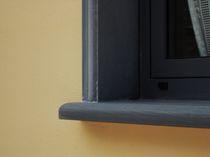Natural stone window sill / interior