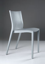 Contemporary chair / plastic / by Philippe Starck