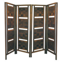 Contemporary screen / wooden