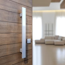 Door pull handle / aluminum / contemporary