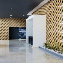 Floor tile / marble / nature pattern / polished