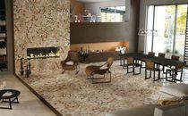 Floor tile / marble / geometric pattern / nature pattern