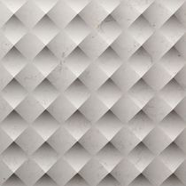 Wall tile / marble / natural stone / geometric pattern